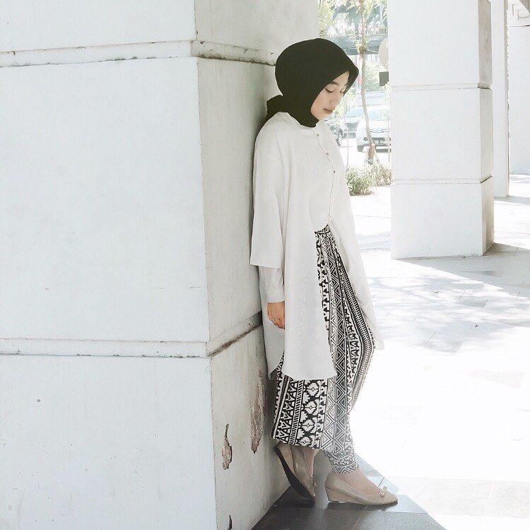 Tips Fashion Hijab Syar 39 I Untuk Pergi Ke Kampus Bababeli