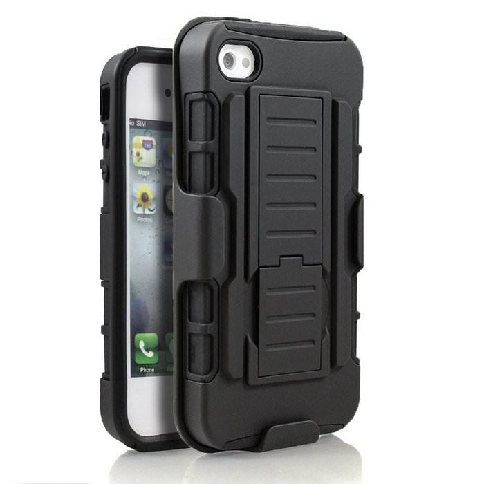 Armor Hybrid & Belt Clip Phone Case