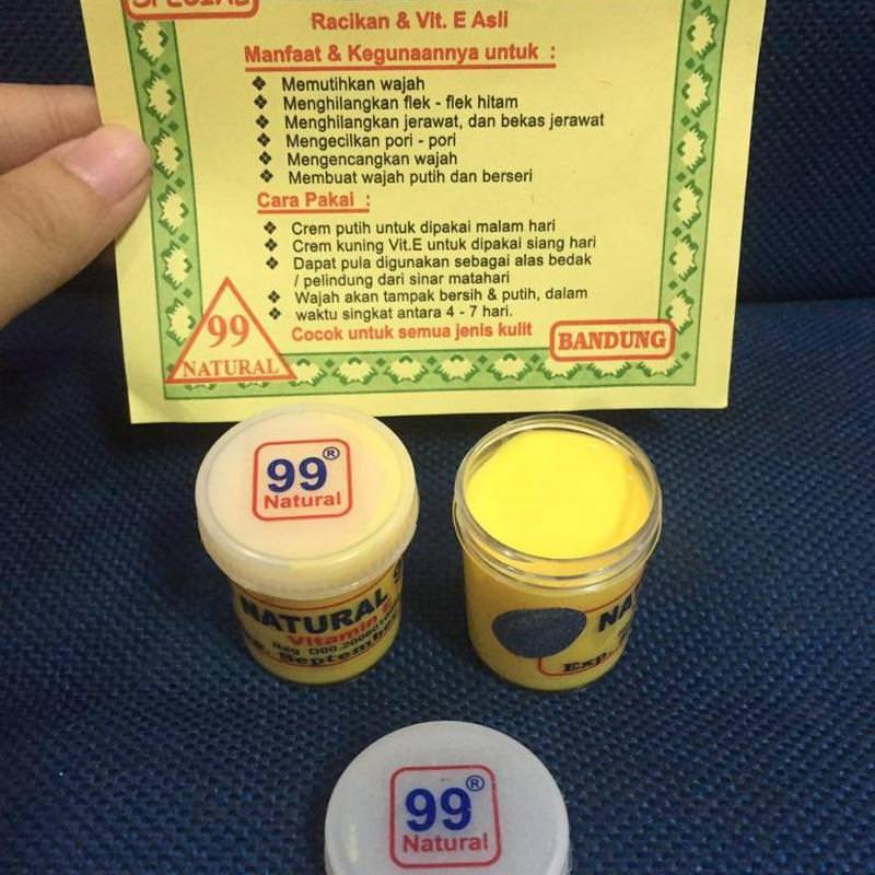 Bleaching Natural Whitening Cream Series 2
