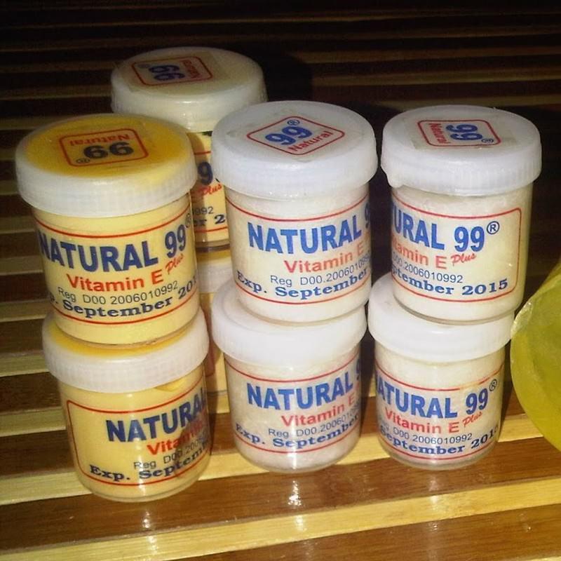 Bleaching Natural Whitening Cream Series 3