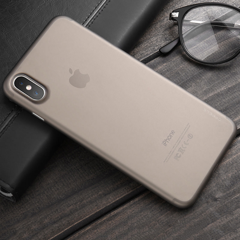 Cafele Simple Ultra Thin iPhone Case Original 3