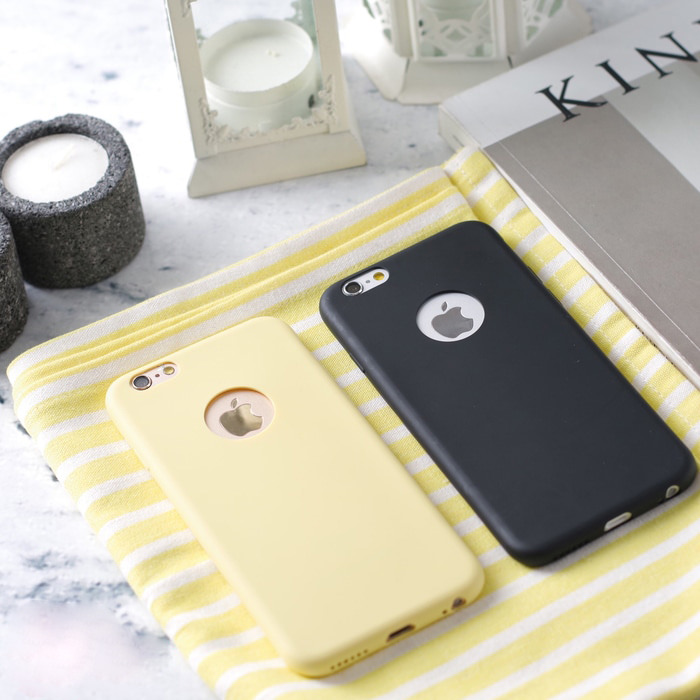 Candy Colorful iPhone Soft Case 2