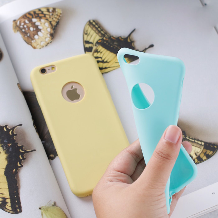 Candy Colorful iPhone Soft Case 3