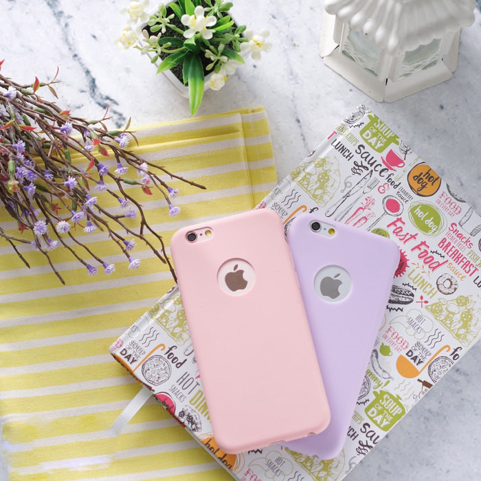 Candy Colorful iPhone Soft Case 4