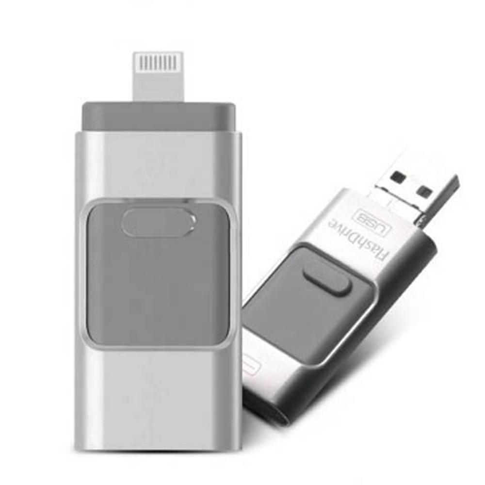 Combo Flash Drive 3 in 1 2