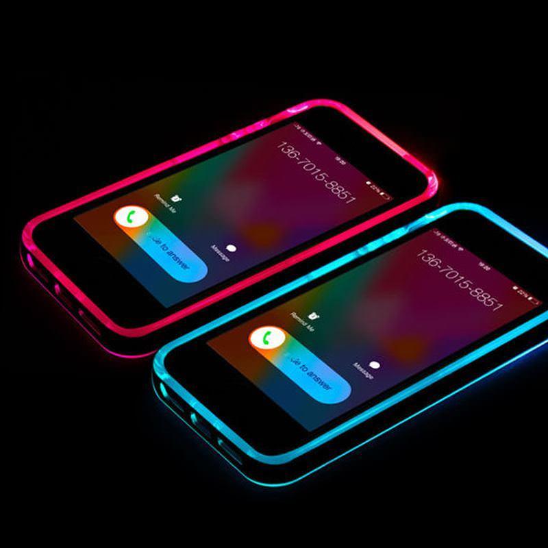 LED Flash Lighting Case Phone 3