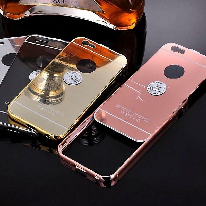 Luxury Cover Mirror Case Phones 3
