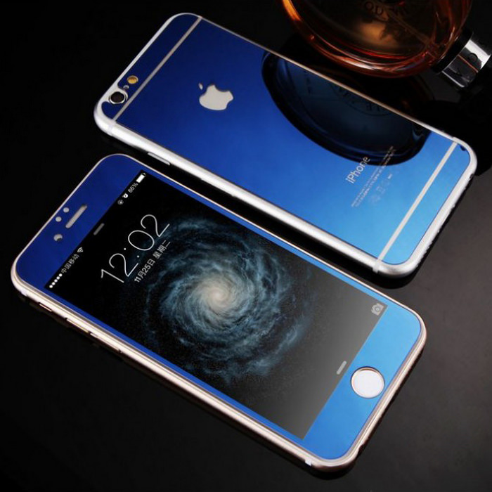 Mirror Tempered Glass iPhone Case 2