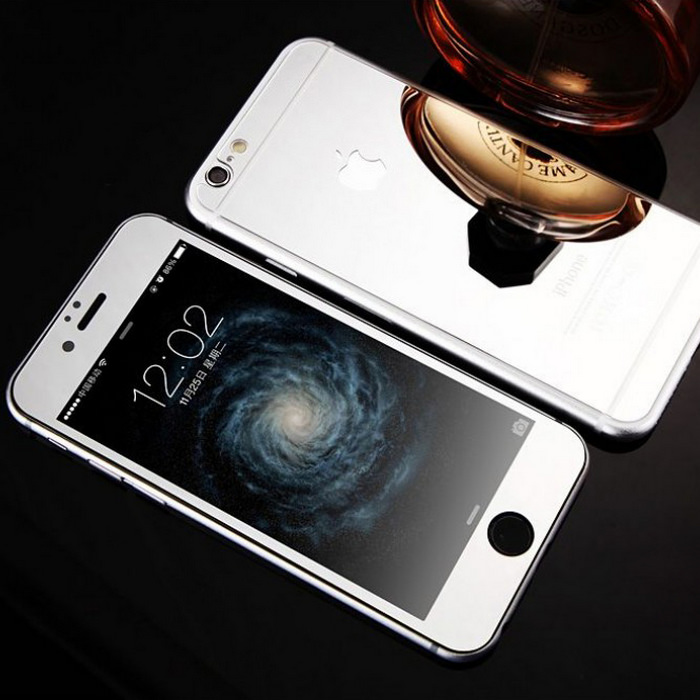 Mirror Tempered Glass iPhone Case 3