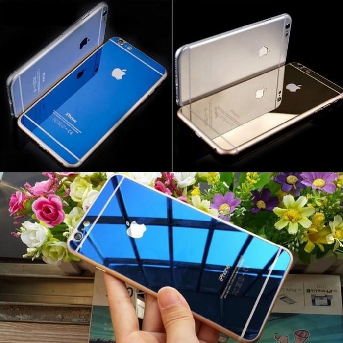 Mirror Tempered Glass iPhone Case 5