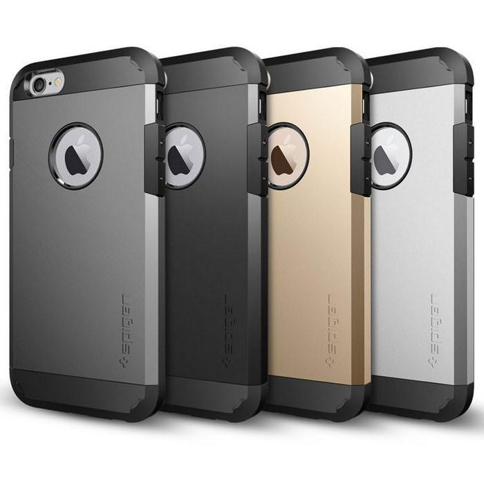 New Spigen Tough Armor iPhone Case 3
