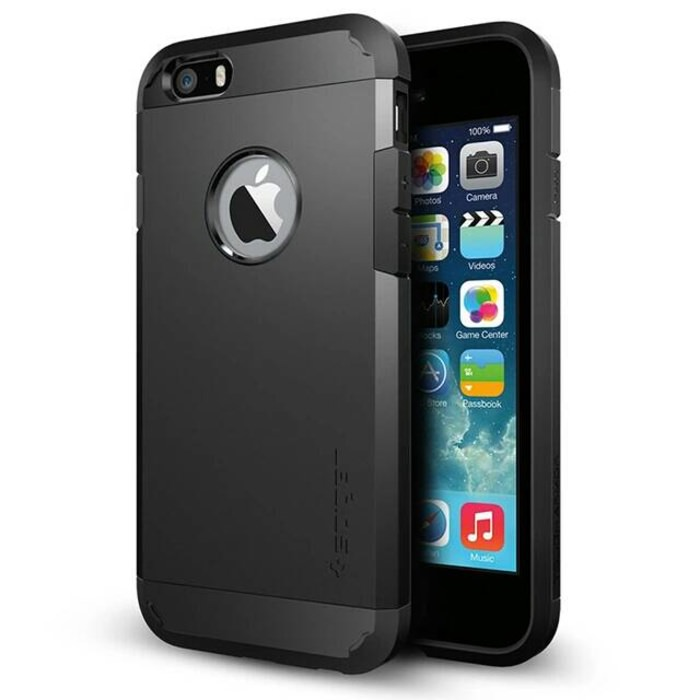 New Spigen Tough Armor iPhone Case