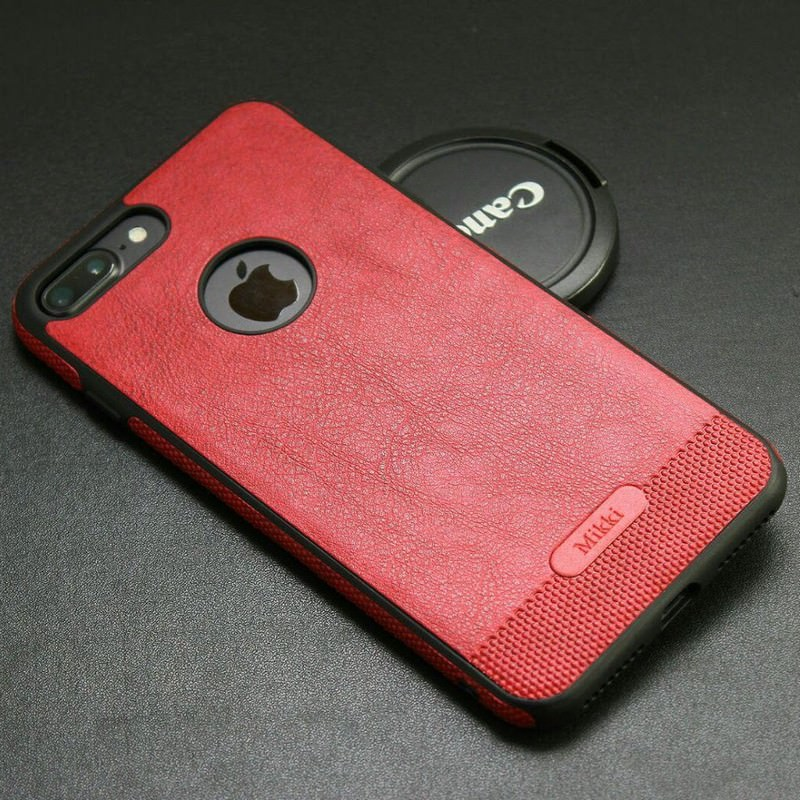 Premium Leather iPhone Case 2