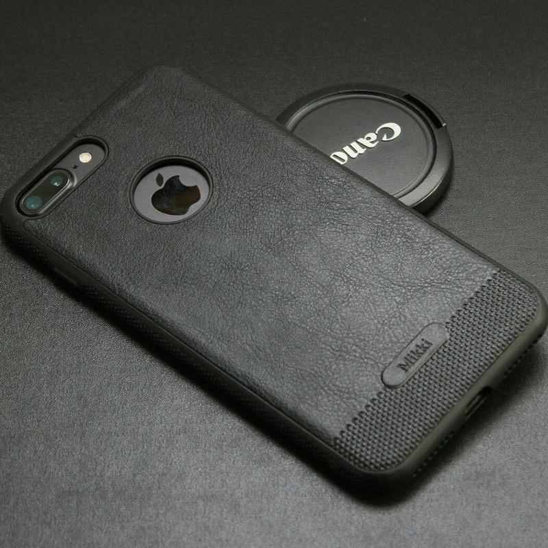 Premium Leather iPhone Case 4