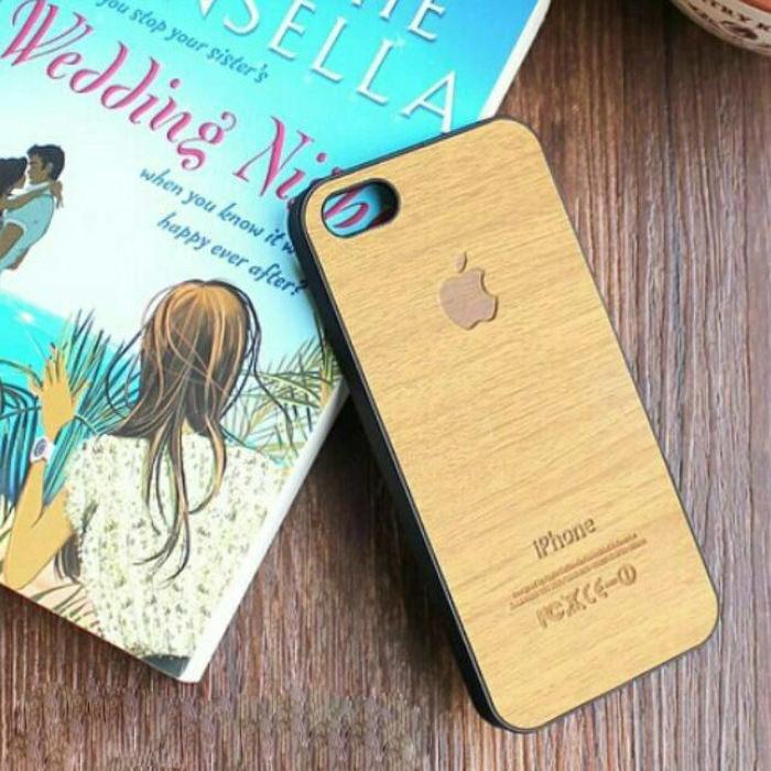 Premium Wooden iPhone Case 3