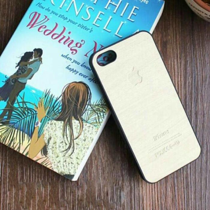 Premium Wooden iPhone Case