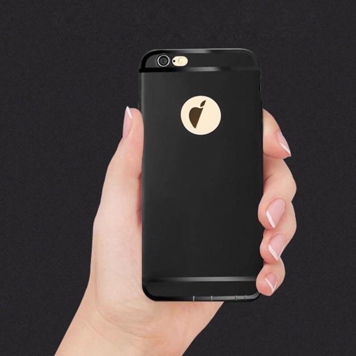 Slim Silicone iPhone Case 5