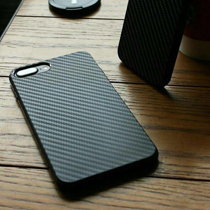Soft Carbon iPhone Case 2