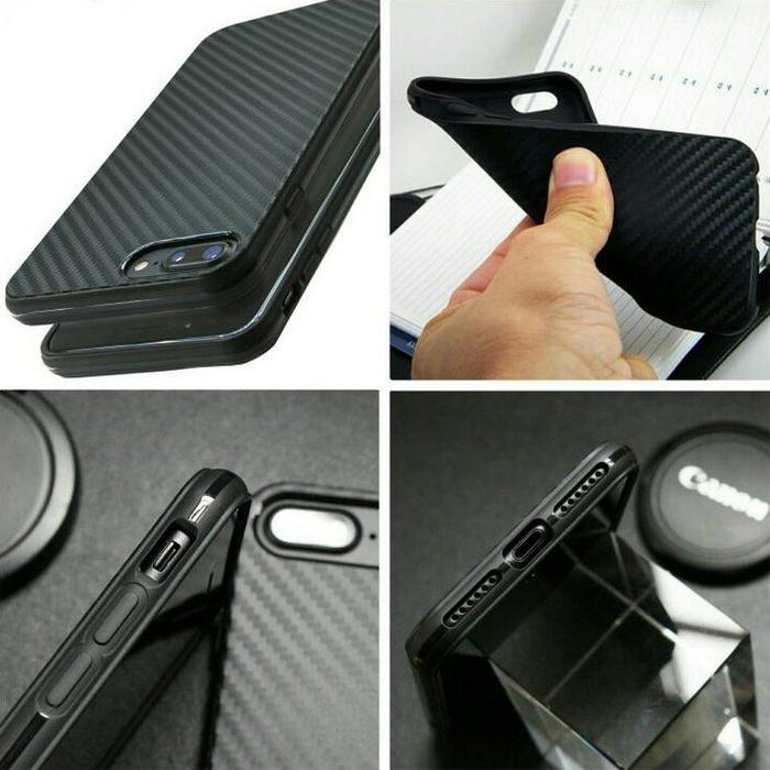 Soft Carbon iPhone Case 3