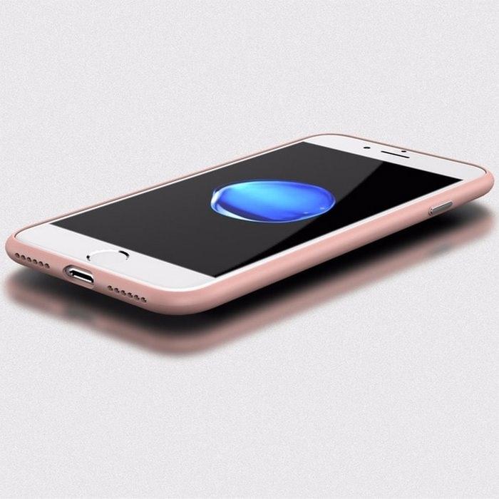Soft Frame Transparent Hard Back iPhone Case 4