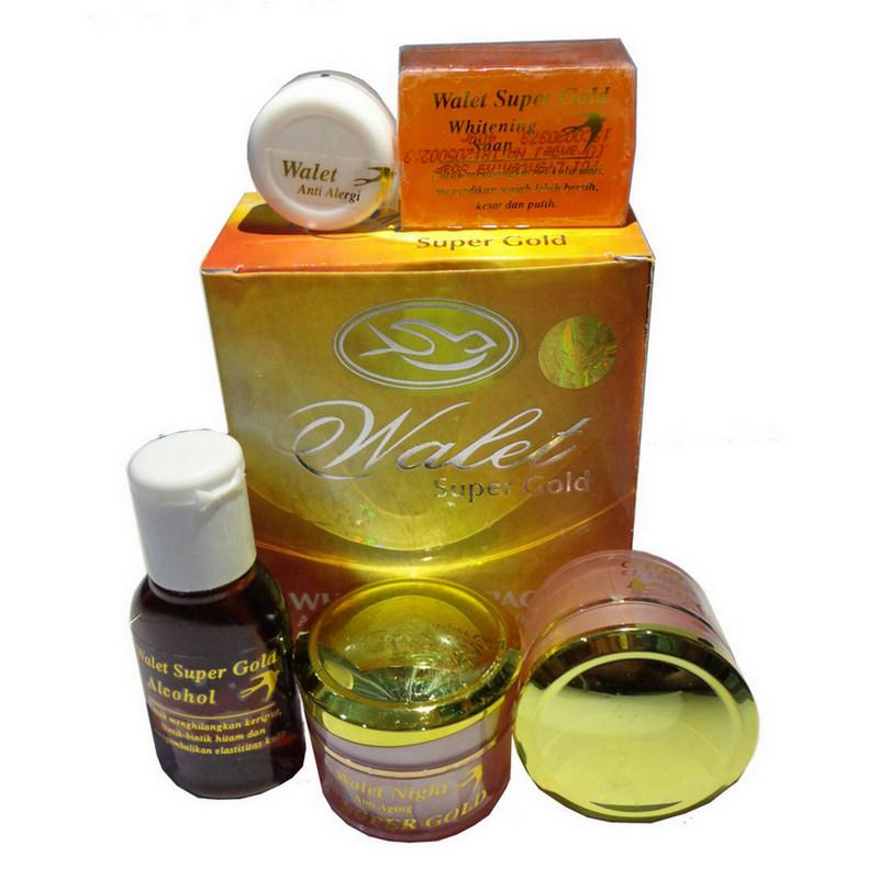 Walet Premium Super Gold Whitening Complete 2