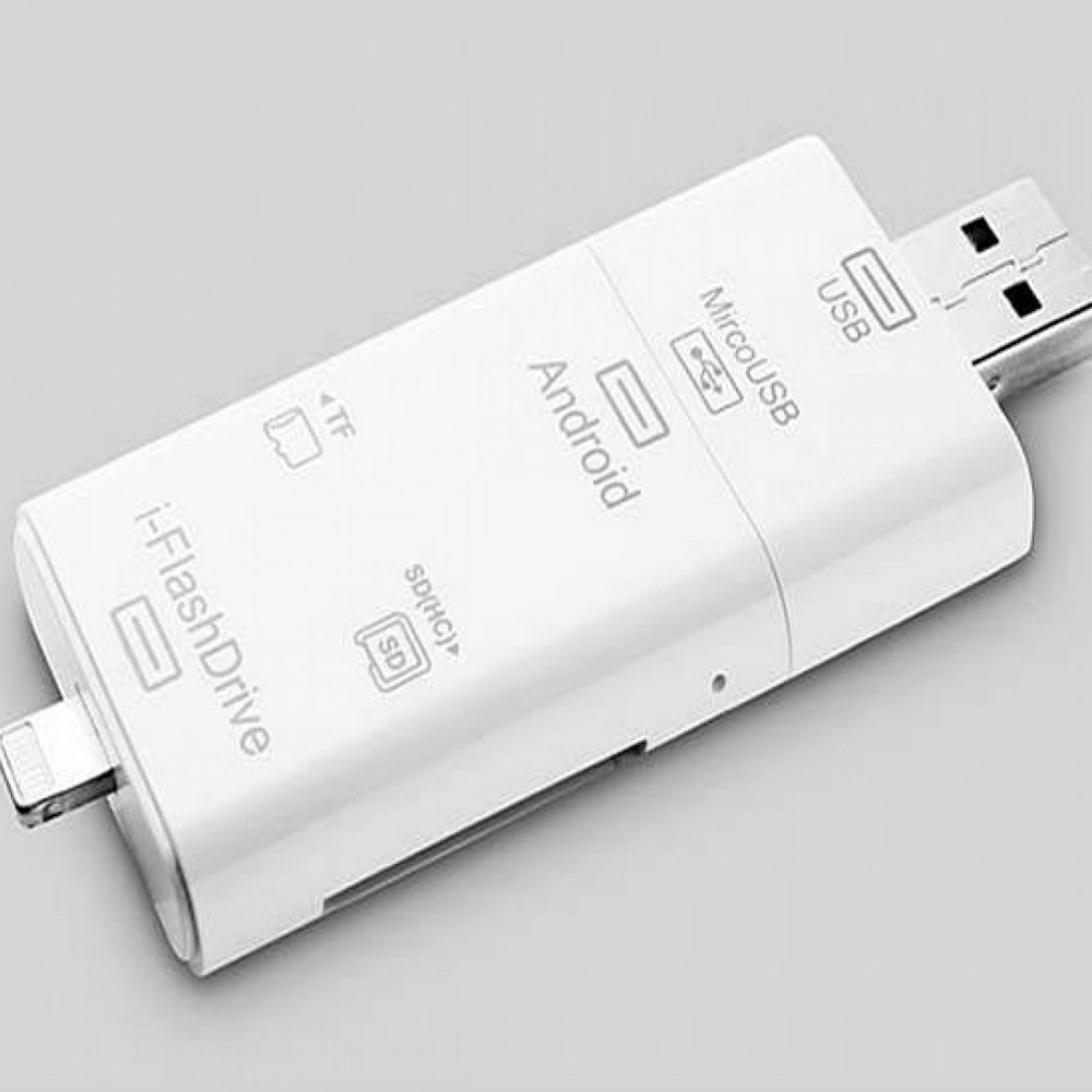 i-Flash Drive 3 in 1