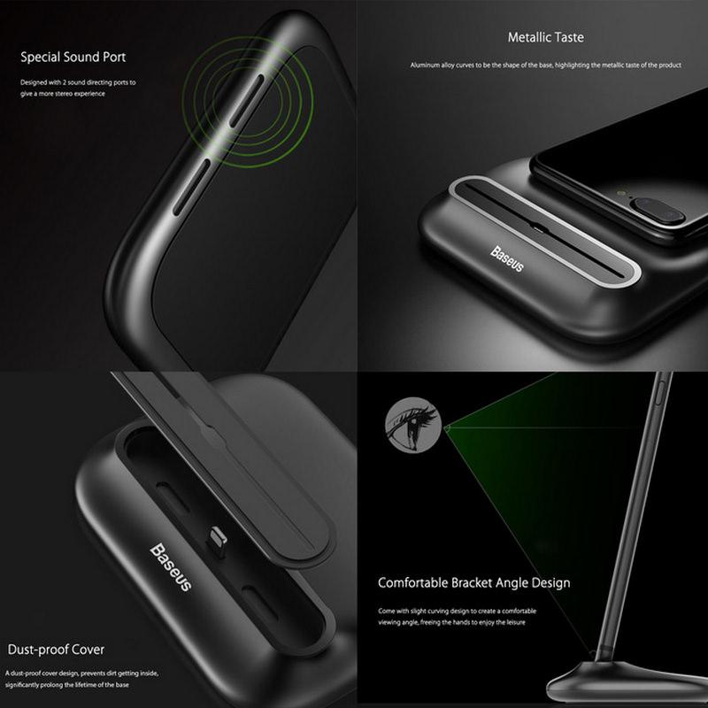 Docking Charger Lightning iPhone 5
