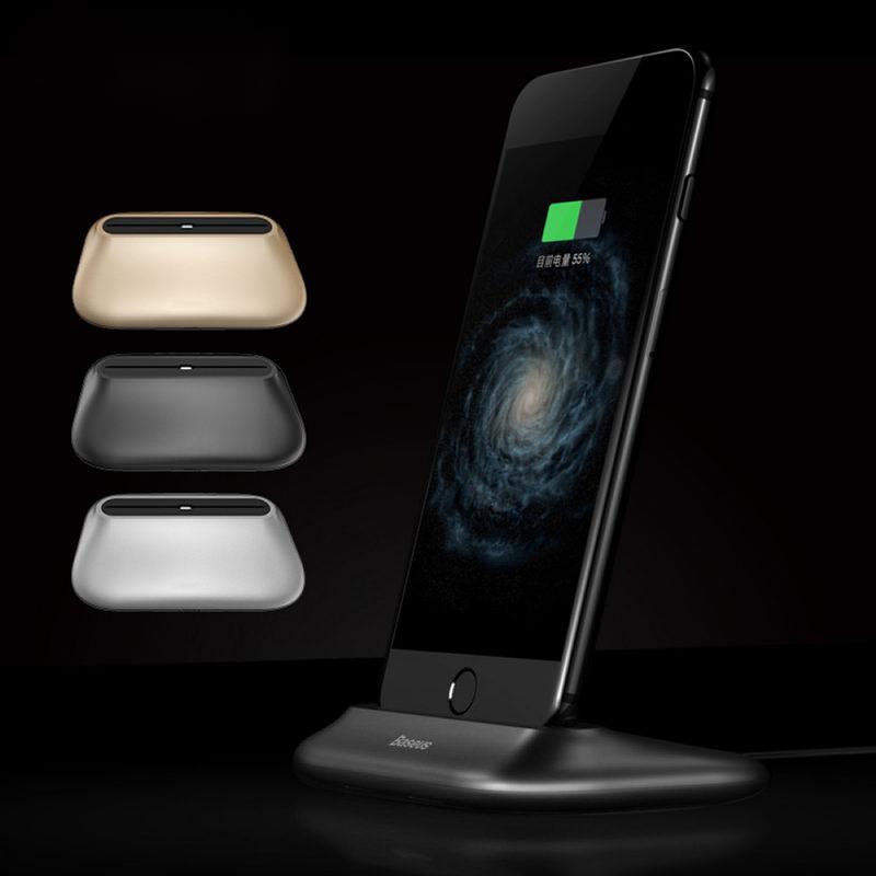 Docking Charger Lightning iPhone