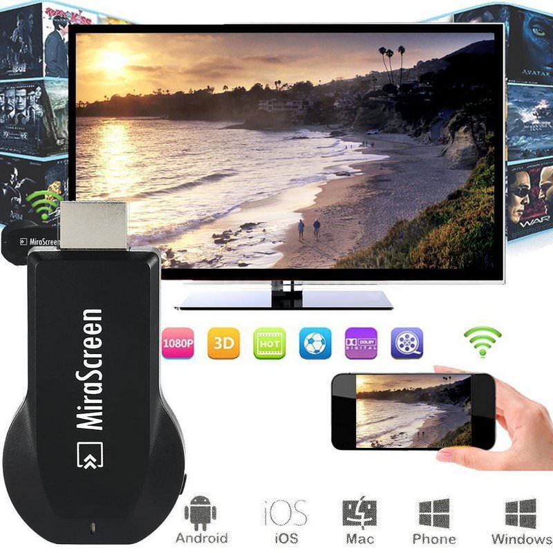 MiraScreen WiFi Display Dongle