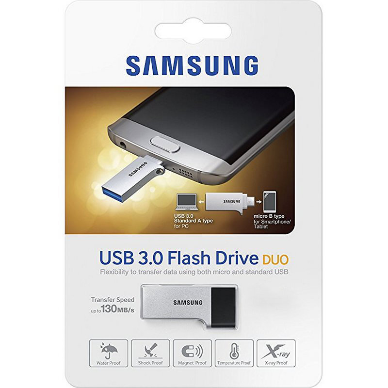 Samsung Flash Drive Duo USB 3.0 OTG Android 2