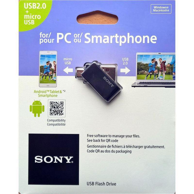 Sony Flashdisk USB OTG Android 2