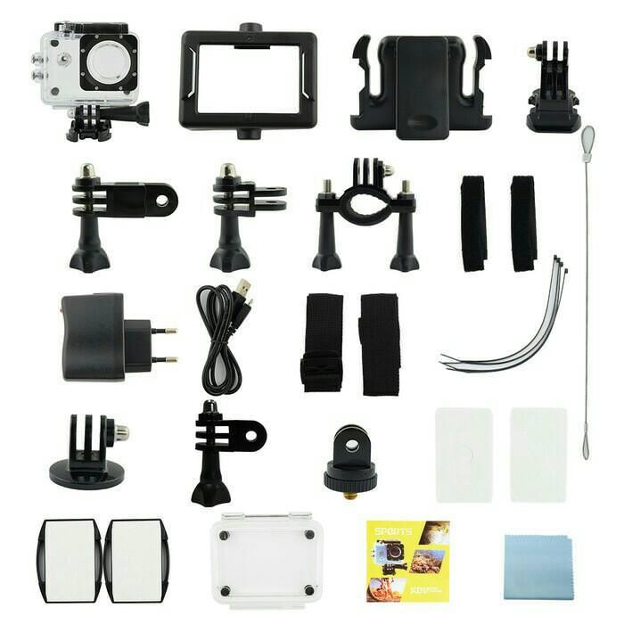 Sportcam Action Camera HD 1080P 4