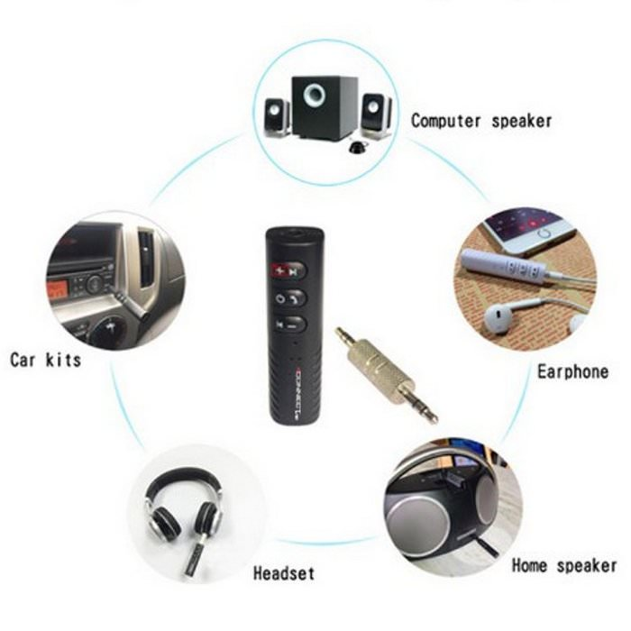 Wireless Bluetooth Audio Receiver Dongle 2